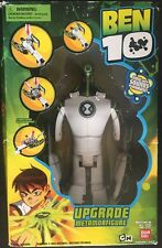 """BEN 10 Metamorfigure UPGRADE New Two toys in One 8"""" with sounds & phrases RARE"""