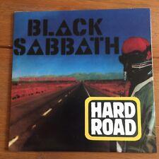 "Black Sabbath  - Hard Road  7"" Vinyl"