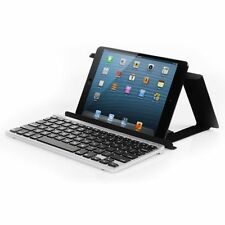 ZAGG ZAGGkeys FLEX Universal Bluetooth Wireless Keyboard w/Stand for iOS Android