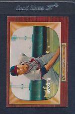 1955 Bowman #185 Vic Raschi Cardinals EX *800
