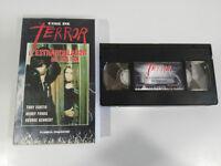 Il Choke de Boston Tony Curtis Fonda Horror VHS Nastro Castellano