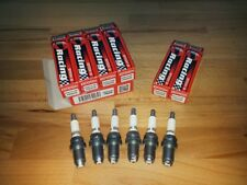 6x Mitsubishi Shogun 3.5i SOHC y1997-2007 = High Performance Silver Spark Plugs
