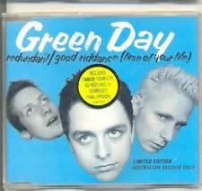 GREEN DAY Redundant RARE AUSSIE ONLY LIMITED CD Single