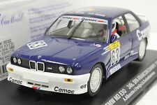 FLY E1701 BMW M3 E30 SPA SPECIAL EDITION NEW 1/32 SLOT CAR IN DISPLAY CASE