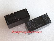 10pcs 12V 8pins G5RL-1-E-12VDC OMRON Relay