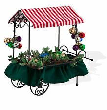 Byers Choice Christmas Ornament Cart Pristine New for 2017 Bright Shiny Bulbs