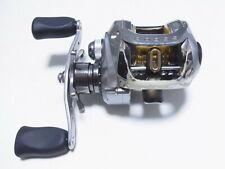 Team Daiwa TD Zillion 100H Right Handle 6.3:1 Gear Baitcasting Reel Very Good