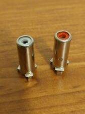 Vintage Sansui AU-11000A Left Right RCA Jack Connector From F-2579 F-2569 Board