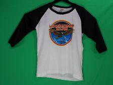 Minglewood Band Canadian Vintage Baseball Shirt 1981 Out On A Limb Size Large