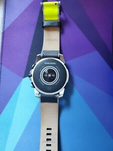 Diesel On Men's Gen 4 Full Guard 2.5 Heart Rate DZT2012 Touchscreen Smart Watch