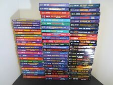 Star Trek Paperback Novels~Pocket~Numbered~Build Your Own Lot~Price Is Per Book