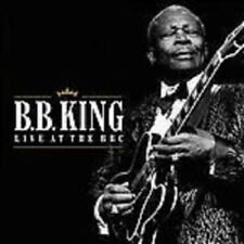 "B.B. KING ""LIVE AT THE BBC"" CD NEUWARE"