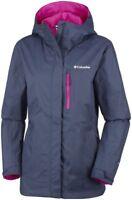 COLUMBIA Pouring Adventure II XK0165467 Waterproof Outdoor Jacket Hooded Womens