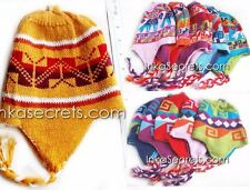 05 Reversible Alpaca hat/Chullo  for Children