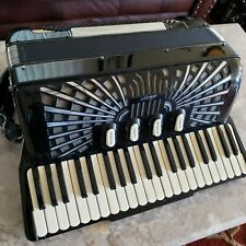 """Excelsior Lampo 19.5"""" keyboard 4/5 reed Palm master"""