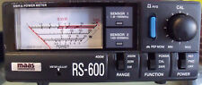 RS-600  MAAS  ROSMETRO WATTMETRO