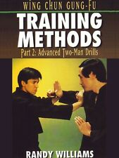 Wing Chun Gung Fu Training Methods #2 Sticky Hands Dvd Randy Williams