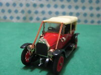 Vintage -  FIAT mod. 0  1912  - 1/43  Rio 6 - Made in Italy 1962