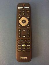 PHILIPS LED TV REMOTE CONTROL NH500UP for 50PFL5601 65PFL6601 75PFL6601/F7B wbat