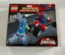 Lego Spiderman Spider-Trike Vs Electro #76014 Unopened box