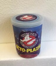 Real Ghostbusters Ecto plazm, Blue Slime, ectoPlasm. Repro Prop Can, Retro