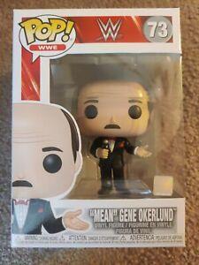 "funko Pop! WWE 73 ""Mean"" Gene Okerlund"