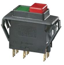 Thermal Circuit Breaker 250 ACv 28 DCV 5A 2 Pole Panel ETA 320-F32F-H7TI-SGRX