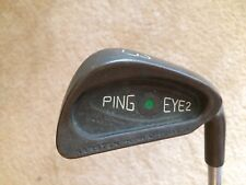 Ping Eye 2 BeCu Beryllium Copper Green Dot 3 Iron (Buy 4 Head Only Bent Shaft)