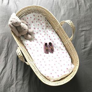 couffins pour bebe en osier
