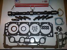 FORD GRANADA SIERRA 2.0i INJECTION EFi OHC PINTO HEAD GASKET SET & CAMSHAFT KIT