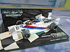 F1 F2 Formel 2 MARCH BMW 792 EM 1979 #10 Stuck Polifac RAR Minichamps 1:43