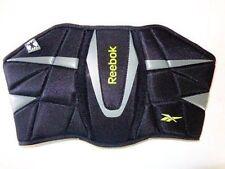 Reebok 3K Lacrosse Rib Pad Size Adult Small Black/ Green/ Gray