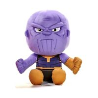 "OFFICIAL MARVEL COMICS THANOS LARGE 12"" PLUSH SOFT TOY TEDDY NEW STYLE BNWT *"