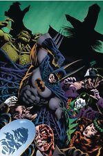BATMAN KINGS OF FEAR #1 KELLEY JONES CVR A (OF 6) (REBIRTH) 8/22/18