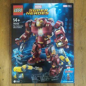 Lego Super Heroes Marvel 76105 super Hulkbuster : Ultron Edition - Figurine Neuf