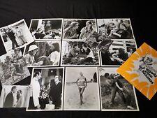 woody allen BANANAS rare photos presse cinema 1971