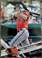 Trey Mancini 2017 Topps Black Parallel RC /66 SSP Orioles