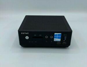 4K Core i5-8250U 16GB Ram 500GB SSD  10 PRO HTPC  PLEX NUC ZOTAC