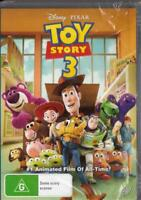 TOY STORY 3 - DISNEY PIXAR - NEW & SEALED REGION 4 DVD FREE LOCAL POST
