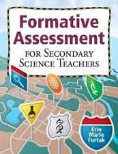 Formative Assessment for Secondary Science Teachers (2009, Paperback)