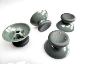 4x Thumbsticks grau für XBOX 360 Joystick Knöpfe Buttons Analog Controller