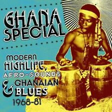Various Artists - Ghana Special: Modern Highlife, Afro-sounds and Ghanaian Blue