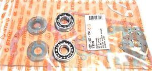 Original Dichtsatz für Stihl TS 360,TS 350, 4201.007.1050, mit Kurbelwellenlager