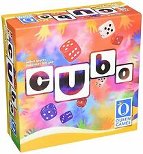 CUBO: THE BOARD GAME- NEW & SEALED  BNISW
