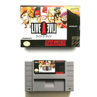 Live a live for snes game cartridge english translated