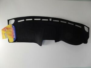 Dash Mat Suit Holden Commodore VY VZ Black With LH Air Bag Without Centre Lid