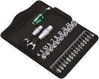 Wera Tool Socket Wrench 2 Mini Zyklop Ratchet Screwdriver Bit Matric Set 27 Pc