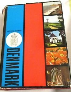 Denmark: An Official Handbook Department of the Royal Danish Ministry 1964