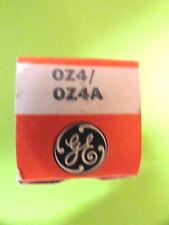 0Z4 / 0Z4A GE VINTAGE (TUBE), (NEW IN BOX / NEW OLD STOCK).