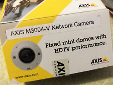 Axis M3004-V IP Network Security Surveillance Web Color Cam Camera